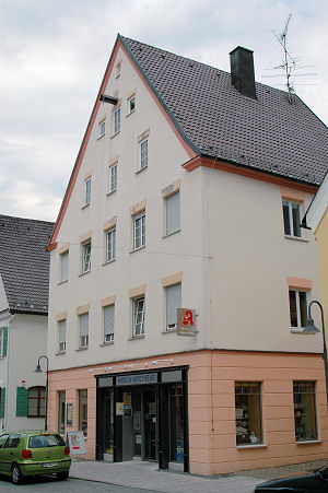 Apotheke Weissenhorn