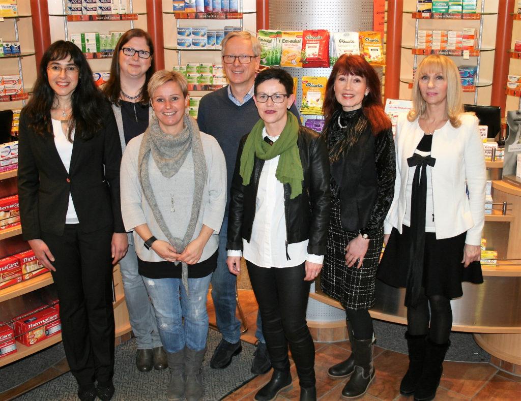 Hirsch-Apotheke Weissenhorn Das Team