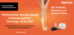Polyneuropathie Beratungstag