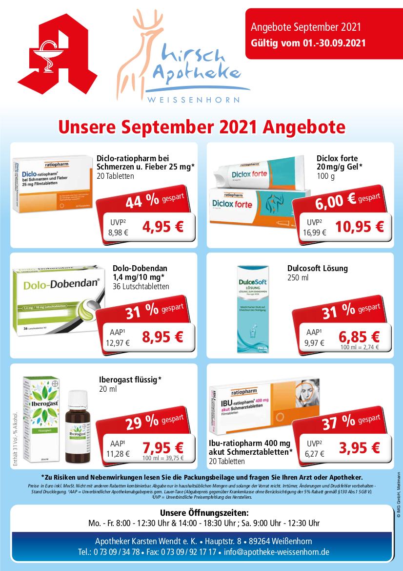Hirsch-Apotheke-Weissenhorn-Angebote-09-2021-Seite1
